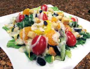PTG salad picture